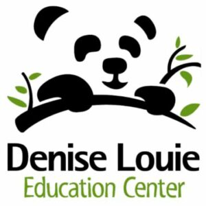 Volunteering at Denise Louie Education Center