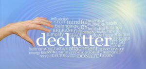 The Four Week Spring Virtual Decluttering Challenge
