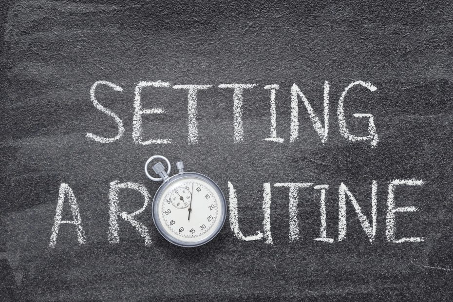 Set routines to be more effective