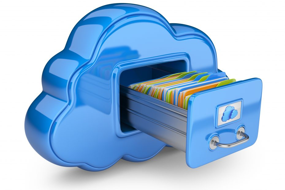 Files Stored in the Cloud
